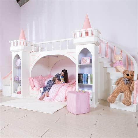 tb european style modern girl bedroom furniture princess castle children bed