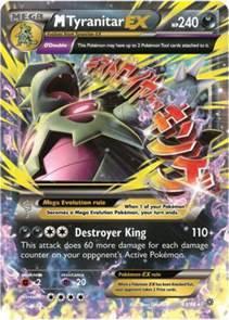 Top 6 Mega Pokemon Cards
