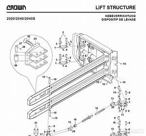 Crown Forklift Full Set Manual Dvd