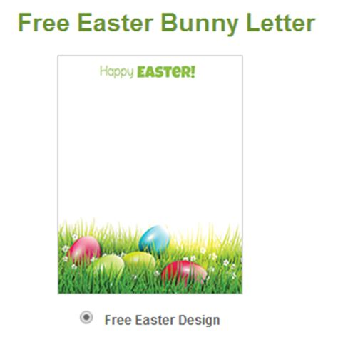 wny deals   dos  letter   easter bunny