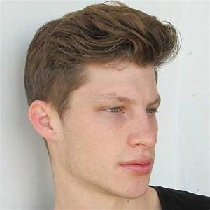 Mens Haircut Short On Sides Long On Top Mens Hairstyles 2018