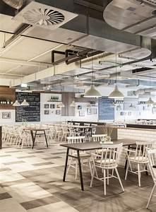 Interior Design Berlin : clintons restaurant staff canteen by susanne kaiser architektur interior design berlin ~ Markanthonyermac.com Haus und Dekorationen