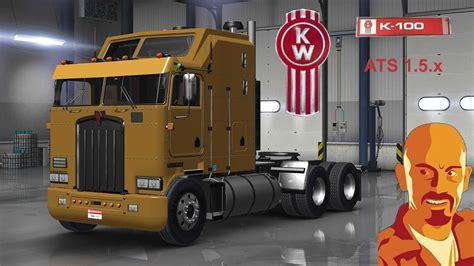 kenworth  ats version  ats american truck