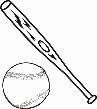 Baseball Clipart Crossed Bat Ball Bats Advertisement