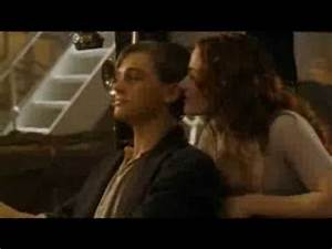 Titanic Jack and Rose Chasing Cars - YouTube
