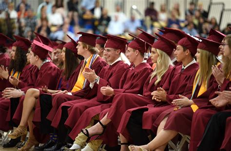 Falmouth High graduation: 'As you leave today, prepare ...