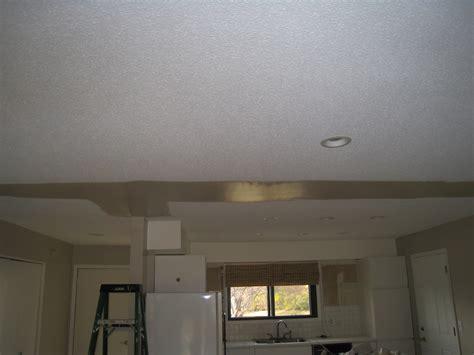popcorn ceiling repair images