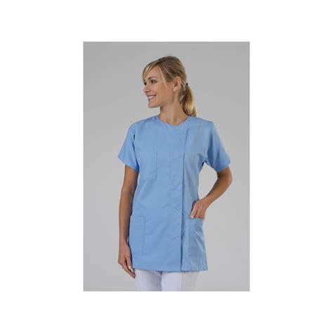 tablier de cuisine personnalisé pas cher blouse medciale ciel hauteur buste pour infirmière label