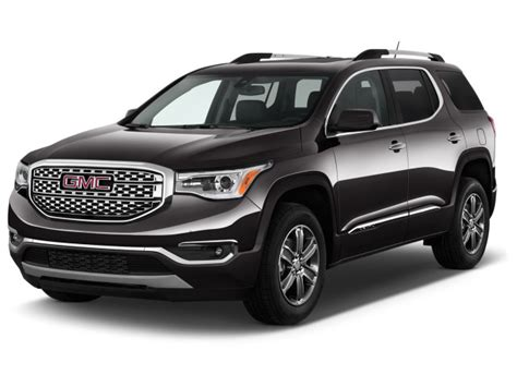 2019 Gmc Acadia Review, Ratings, Specs, Prices, And Photos