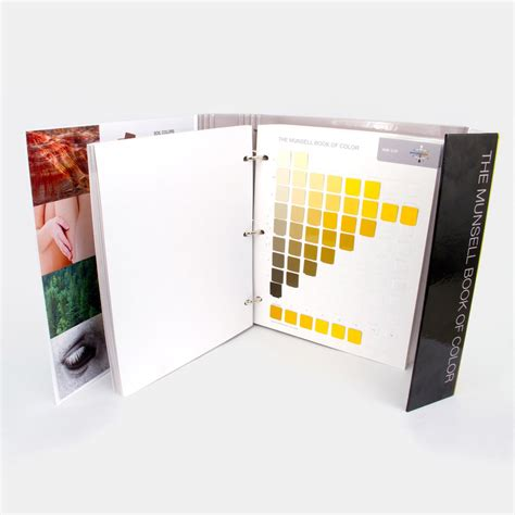 munsell book  color glossy edition pantone standards