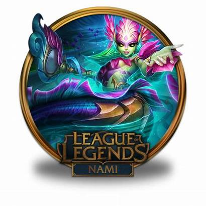 Nami River Spirit Legends League Icon Fazie69