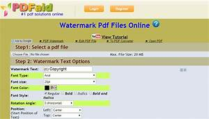 Top 3 tools to remove pdf watermark online for Pdf document watermark