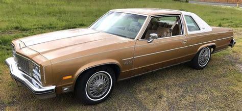 oldsmobile   regency coupe survivor
