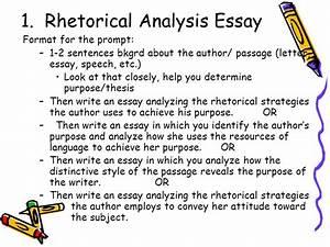 how to write a rhetorical analysis essay ap lang