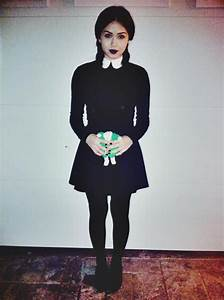 Best 25+ Wednesday addams outfit ideas on Pinterest Wednesday addams halloween costume