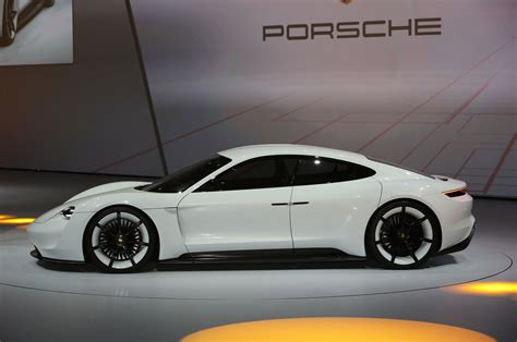 porsche electric mission e the porsche mission e set to take on tesla my pro street