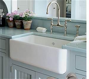 fireclay farmhouse sinks durability and quality With apron vs farmhouse sink