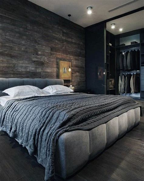 bachelor pad mens bedroom ideas manly interior design