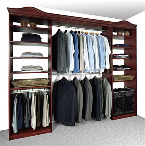 Insider Wood Closet Organizers Lowes  Ideas & Advices For