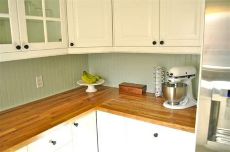 ikea butcher block countertops it s marvelous a few kitchen follow ups butcher block