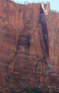 Moonlight Buttress   Photos  Diagrams  U0026 Topos   Summitpost