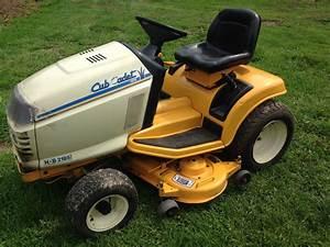 Cub Cadet 46 U0026quot  Shaft Drive Garden Tractor Mower Kohler