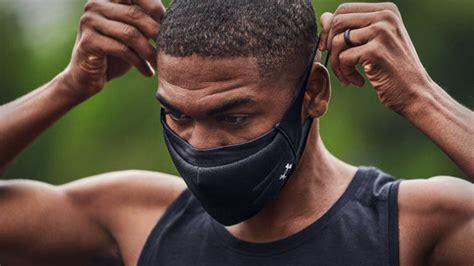 Under Armour Introduces Anti-Coronavirus Mask for Athletes ...