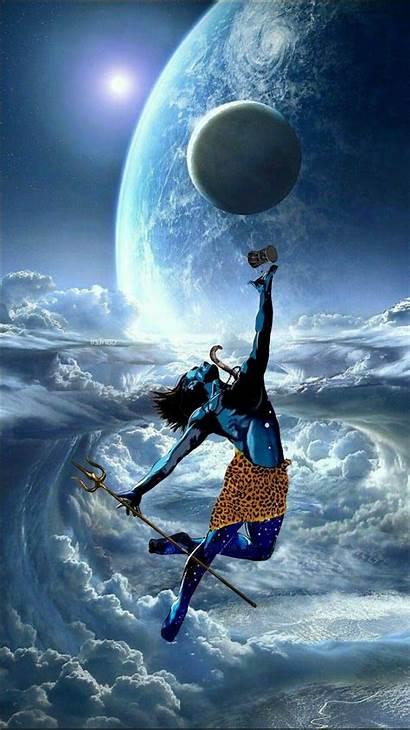 Shiva Angry Lord Wallpapers 1080p Mahadev Animated