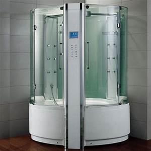 Baignoire Douche Balneo : combin baignoire douche aphrodite ii ~ Melissatoandfro.com Idées de Décoration