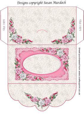 gift envelopemoney wallet roses  weddingbirthday