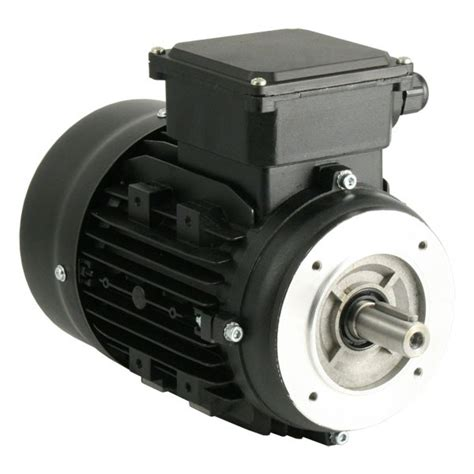 Motor Electric 220v 3kw by Tec 230v Single Phase Motor 0 55kw 0 75hp Cap Run 2p