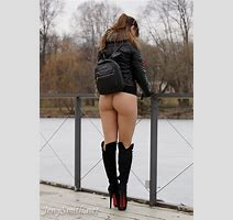 Jeny Smith Bottomless In Public Hotty Stop
