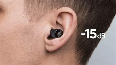 Earplugs Tappi Orecchie Ear Volume Adjustable Dbud