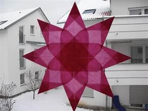 Sterne Weihnachten Basteln : stern aus transparentpapier weihnachtssterne sterne zu weihnachten selber basteln ~ Eleganceandgraceweddings.com Haus und Dekorationen