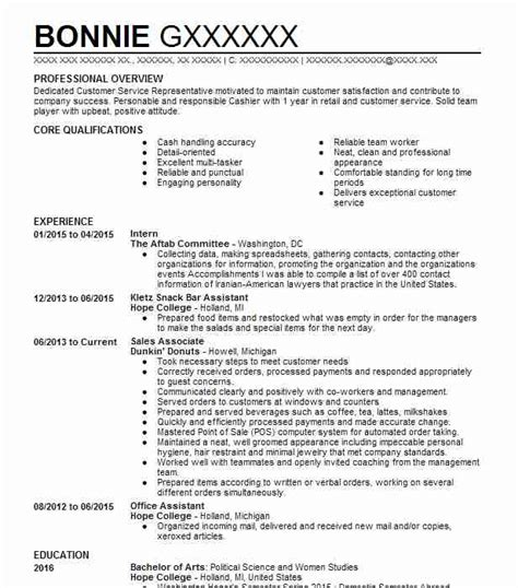 political resume the worst entry level resume sles