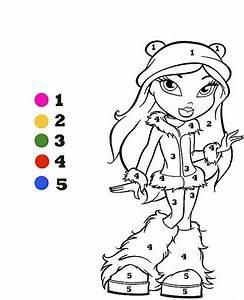 Ausmalbild Zahlen Mit Farben Ausmalbilder Die Ich Mag