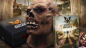 State Of Decay 2 Collector's Edition Will Draw Out The ...