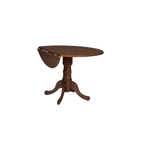 42 inch round dining table 42 inch round dropleaf dining tables wood you