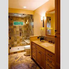 Narrow Bathroom Layouts  Hgtv
