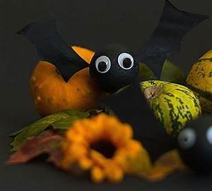 Gruselige Halloween Deko : gruselige dekoideen halloween deko basteln kulleraugen flederm use lifestyle blog ~ Markanthonyermac.com Haus und Dekorationen