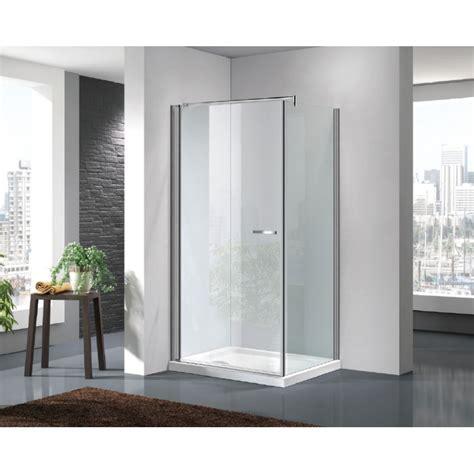 box doccia parete fissa box doccia a chiusura battente parete fissa cristallo