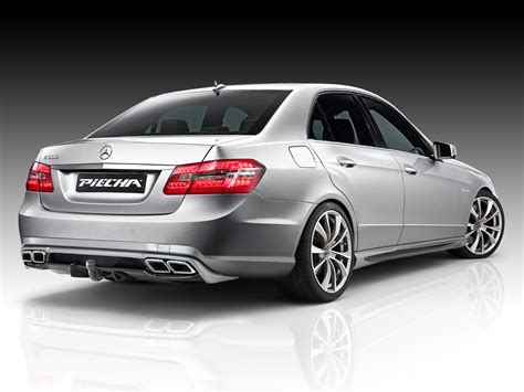 Mercedes benz e class (w212 2013) e350 fuel consumption (economy), emissions and range. Mercedes E Class W212 gets Aero Kit by Piecha - Drivers Magazine