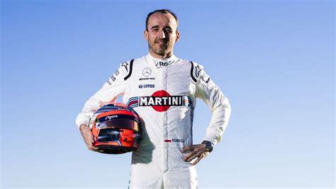 Oficiāli: Kubica pēc astoņu gadu pārtraukuma atkal startēs ...