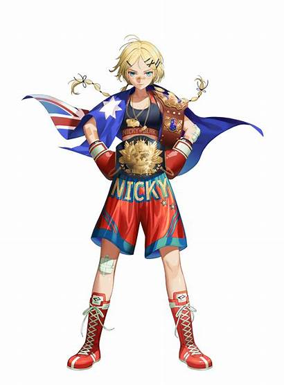 Nicky Gamepedia Voice Survival Official Wiki