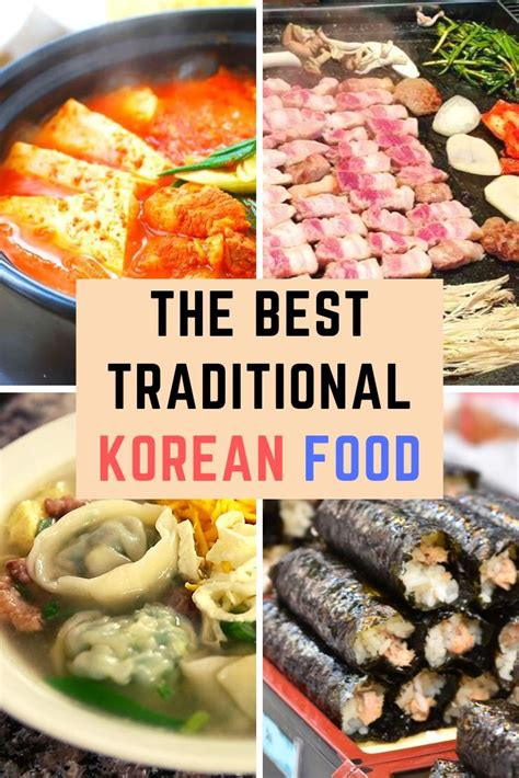 korean most delicious foods south list dishes