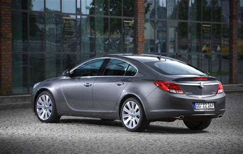 Opel Insignia by 2012 Opel Insignia Picture 73148