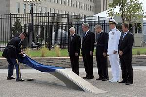 File:Pentagon Memorial dedication 2008 1st bench.jpg ...