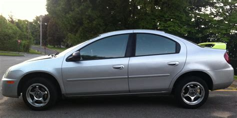 Dodge Neon Sport Coupe 1996 Car Pictures