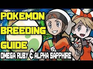 Pokemon X And Y Destiny Knot Breeding | How To Make & Do ...