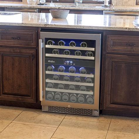 wine cabinet kitchen 17 best ideas about built in wine cooler on 1110